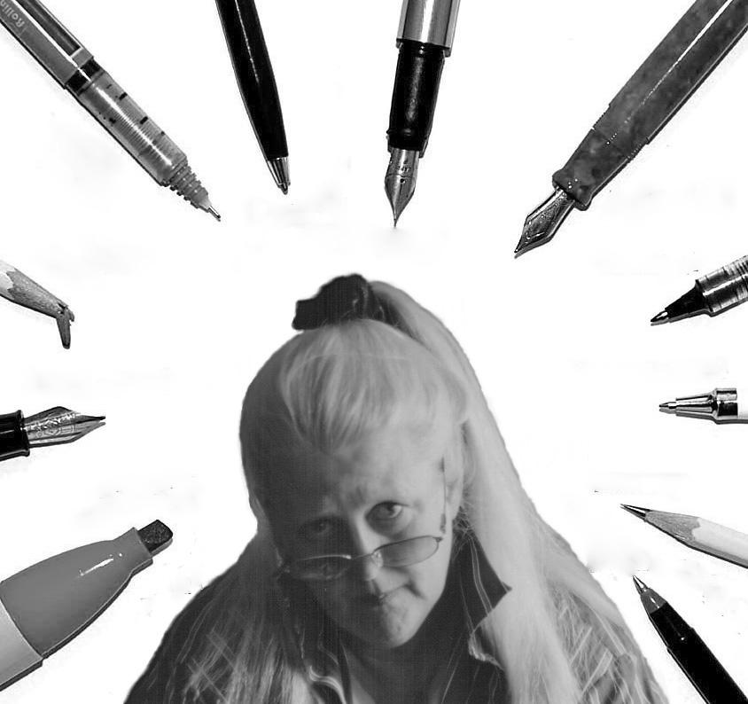 jincy & pens