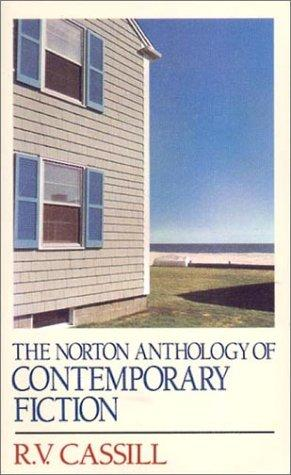 Book Cover: The Norton Anthology of Contemporary Fiction